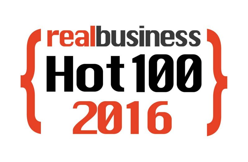 Unique Window Systems Real Business Hot 100 2016 logo