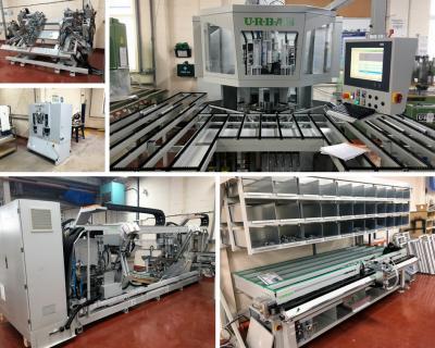 PVCu machinery