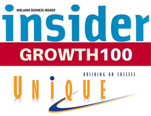 Unique break into Midlands' Growth 100