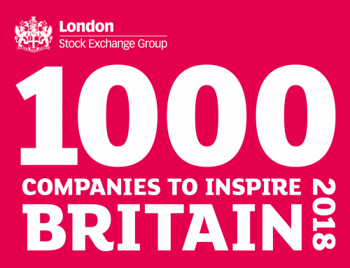 Unique Window Systems once again identified '1000 Companies to Inspire Britain' report