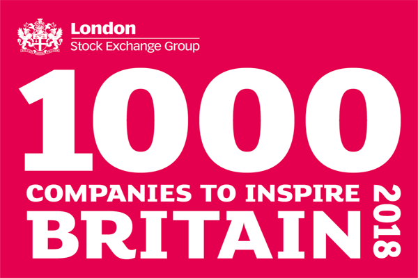 1000 Companies 2018