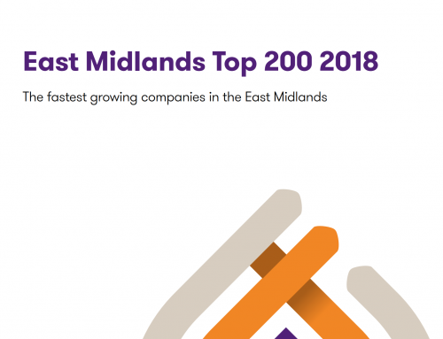 Unique achieve East Midlands Top 200 Ranking